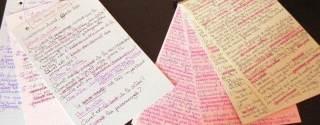fiches révisions, révisions, bristol, favori révision