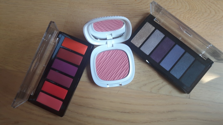 kiko, maquillage, blush, fard à paupière, rouge à lèvre, RAL